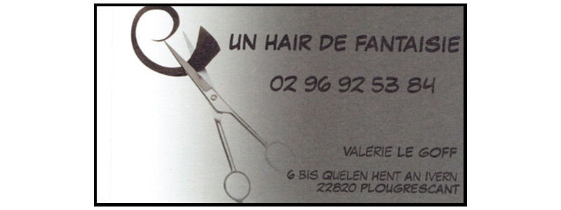 Coiffure Valérie Le Goff